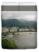 Rio De Janeiro Vi Duvet Cover