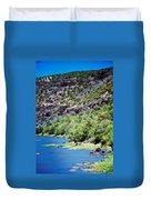 Rio Grande Gorge  Duvet Cover