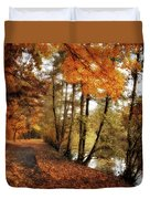 River Views Duvet Cover