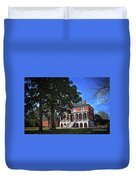 Robert Mills House, Sc Duvet Cover