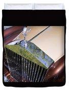 Rolls-royce Duvet Cover