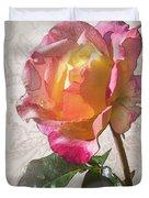 Rosa, 'glowing Peace' Duvet Cover