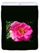 Rose Bee Duvet Cover