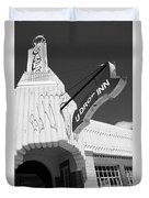 Route 66 - Conoco Tower Station Duvet Cover