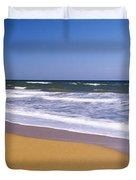 Route A1a, Atlantic Ocean, Flagler Duvet Cover