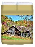 Rural Barn Duvet Cover