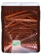 Sachs Bridge Duvet Cover