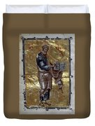 Saint Matthew Duvet Cover