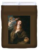 Saint Rosalie Duvet Cover