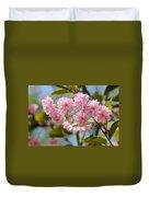 Sakura Flowers Duvet Cover