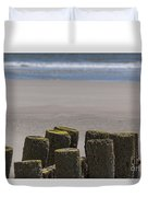 Salty Shores Duvet Cover
