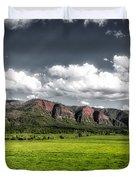 San Juan Mountains Of Colorado Duvet Cover