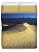 Sand Dunes Duvet Cover