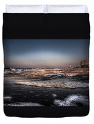 Sands Of Time  Duvet Cover