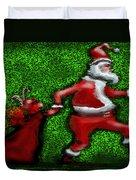 Santa Claus Duvet Cover