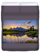 Schwabacher's Reflection Duvet Cover