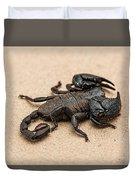 Scorpion Duvet Cover