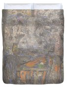 Sculpture Duvet Cover