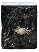 Scuttling To Safety Duvet Cover