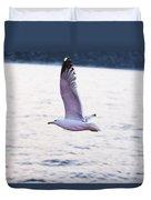 Seagulls Flying Duvet Cover