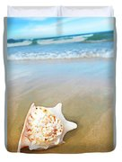 Seashell Duvet Cover