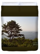 Seaside Pine Duvet Cover