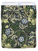 Seaweed Pattern Duvet Cover