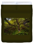 Secluded Tree Duvet Cover