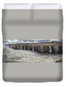 Selfoss Waterfall Duvet Cover