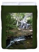 Set Rock Creek Falls Duvet Cover