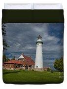 Seul Choix Lighthouse Duvet Cover