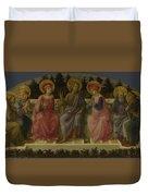 Seven Saints Duvet Cover