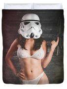Sexy Trooper Duvet Cover