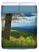 Shenandoah Valley Np Duvet Cover