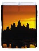 Siem Reap, Angkor Wat Duvet Cover