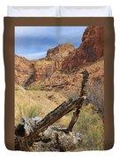 Simply Utah 5 Duvet Cover