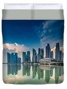 Singapore Duvet Cover