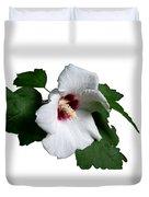 Single Rose Sharron Flower Duvet Cover