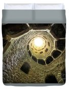 Sintra Architecture Background Duvet Cover