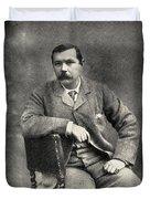 Sir Arthur Conan Doyle, 1859   1930 Duvet Cover