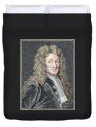 Sir Christopher Wren, Architect Duvet Cover