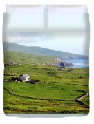Skellig Ring - Ireland Duvet Cover