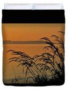 Sleeping Giant Sunrise Duvet Cover