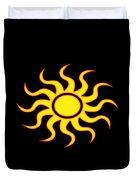 Sol Duvet Cover