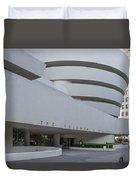 Solomon S Guggenheim Museum Duvet Cover