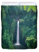 Sopoaga Falls Duvet Cover