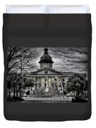 South Carolina State House Duvet Cover