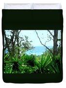 South Shore Bermuda Duvet Cover