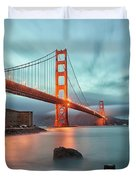 South Tower Duvet Cover
