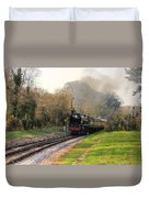 Southern Pacific Duvet Cover